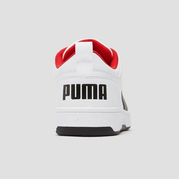 PUMA REBOUND LAY UP LOW SNEAKERS WIT HEREN
