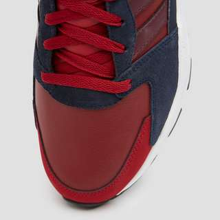 ADIDAS CHAOS SNEAKERS ROOD HEREN