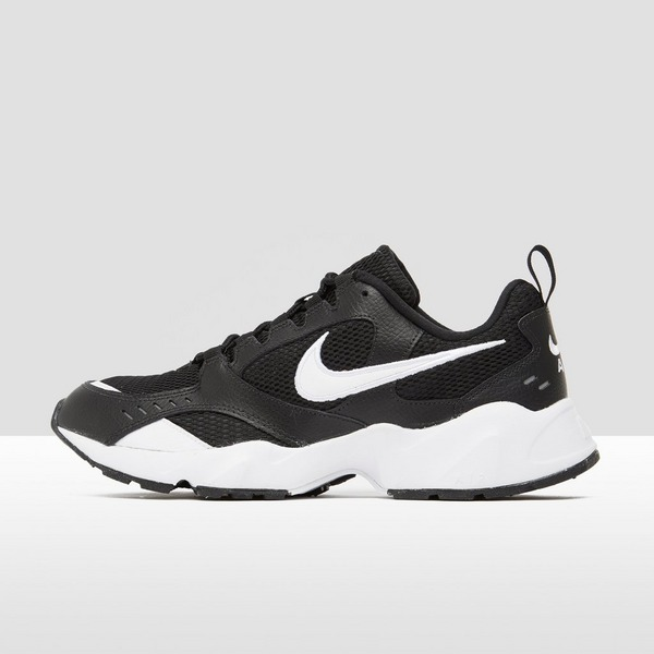 NIKE AIR HEIGHTS SNEAKERS ZWART/WIT HEREN