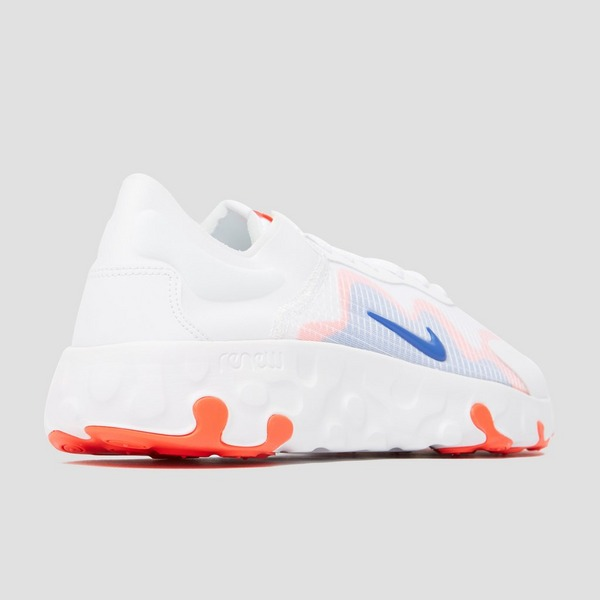 NIKE RENEW LUCENT SNEAKERS WIT/ORANJE HEREN