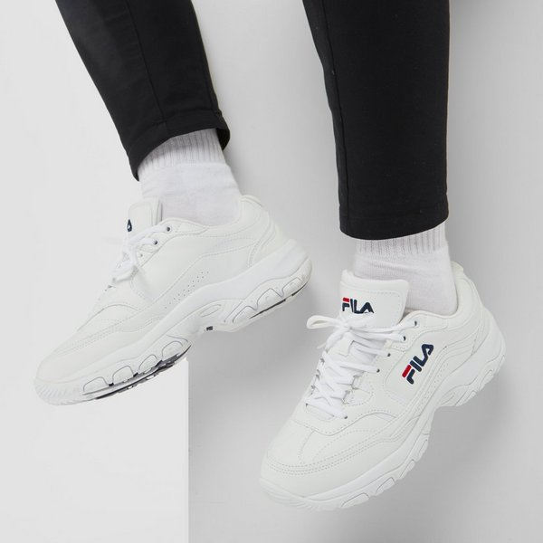 FILA SCELTA LOW SNEAKERS WIT HEREN