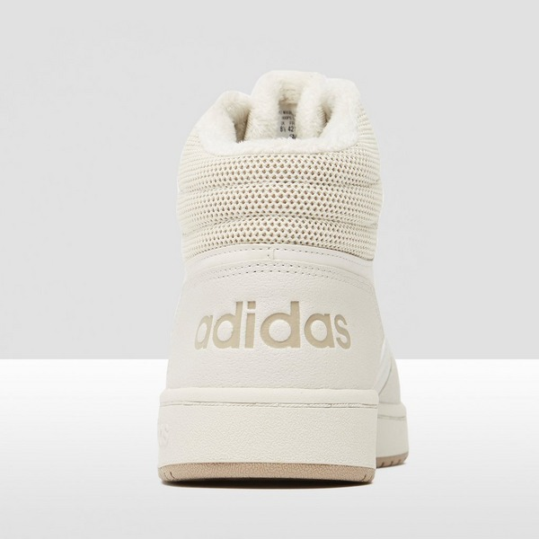 ADIDAS HOOPS 2.0 MID SNEAKERS WIT HEREN | Perrysport