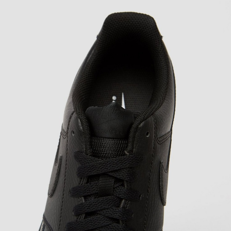 NIKE COURT VISION LOW SNEAKERS ZWART HEREN