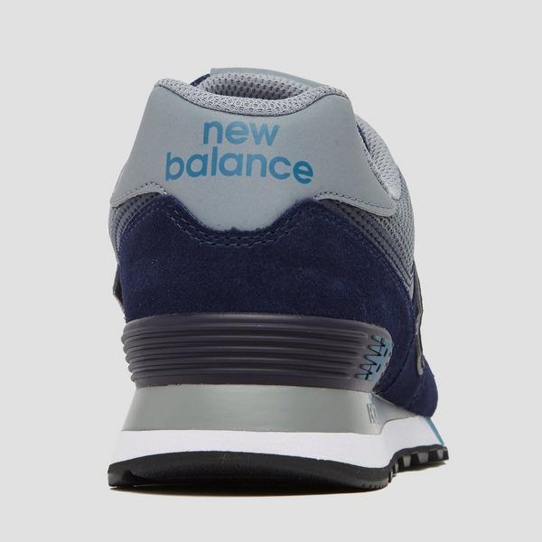 New Balance ML574 SNEAKERS BLAUW/GRIJS HEREN