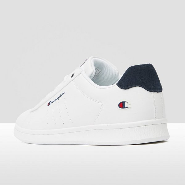CHAMPION TENNIS LOW SNEAKERS WIT HEREN