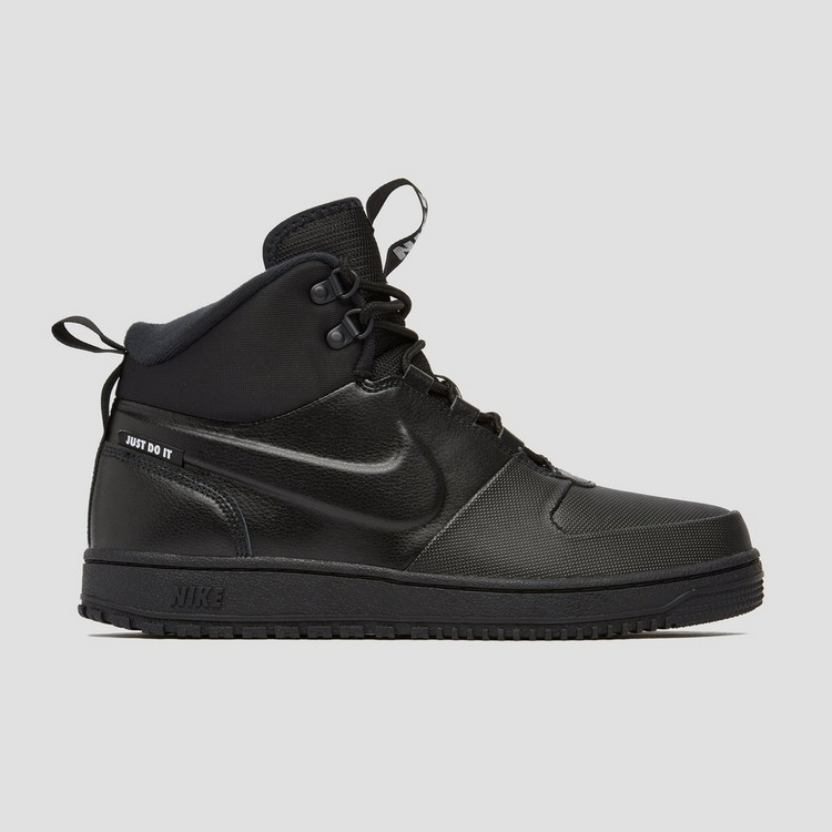 NIKE PATH WINTER SNEAKERS ZWART