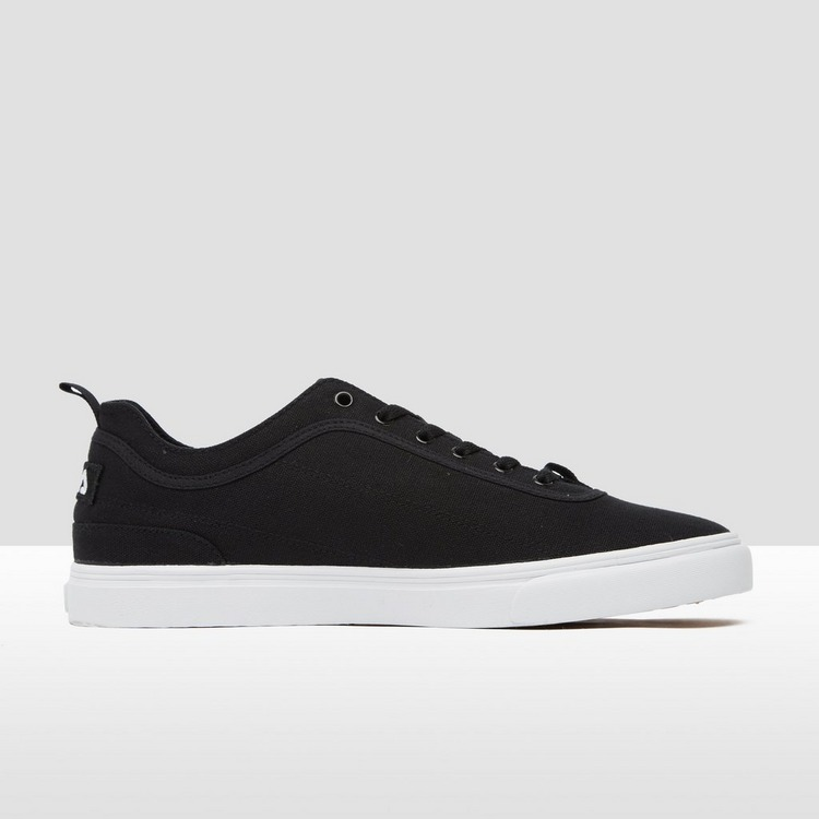 FILA DSR CANVAS SNEAKERS ZWART HEREN