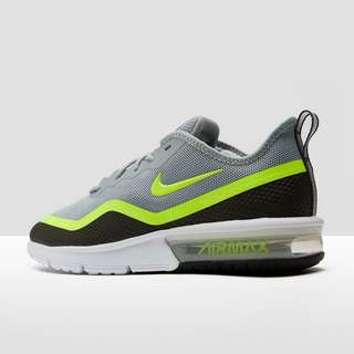 NIKE AIR MAX SEQUENT 4.5 SNEAKERS GRIJS/GEEL HEREN