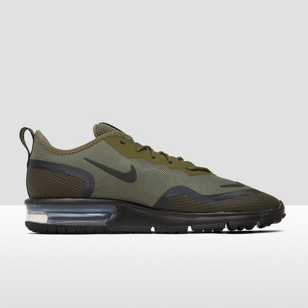NIKE AIR MAX SEQUENT 4.5 SNEAKERS GROEN HEREN