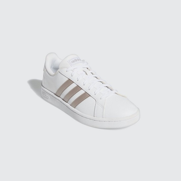 ADIDAS GRAND COURT SNEAKERS WITGOUD DAMES | Perrysport