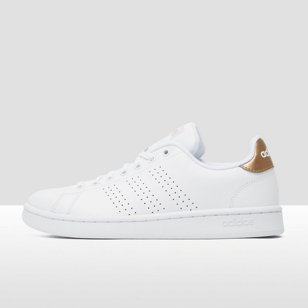 ADIDAS ADVANTAGE SNEAKERS WITGOUD DAMES | Perrysport