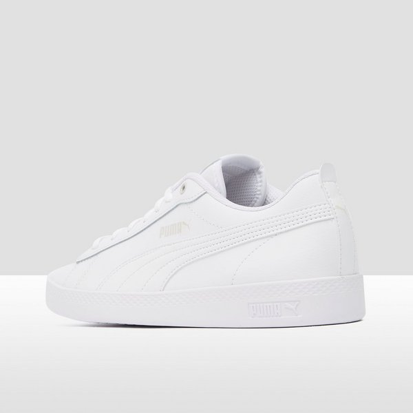 17ef579d8be PUMA SMASH V2 SNEAKERS WIT DAMES | Perrysport