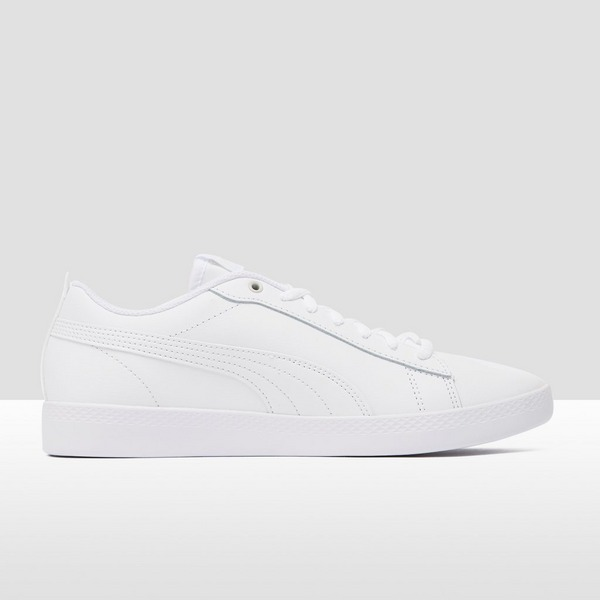 PUMA SMASH V2 SNEAKERS WIT DAMES