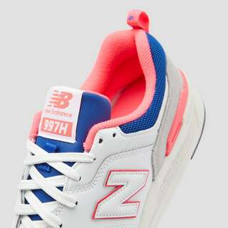 NEW BALANCE 997 SNEAKERS WITBLAUW DAMES | Perrysport