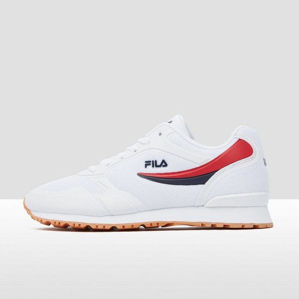 07ea54e0307 FILA FORERUNNER 18 SNEAKERS WIT DAMES | Perrysport