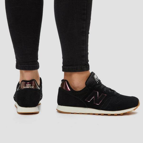 new balance wl373 zwart dames