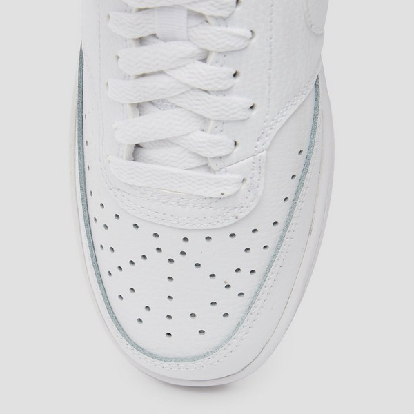 NIKE COURT VISION LOW SNEAKERS WIT DAMES