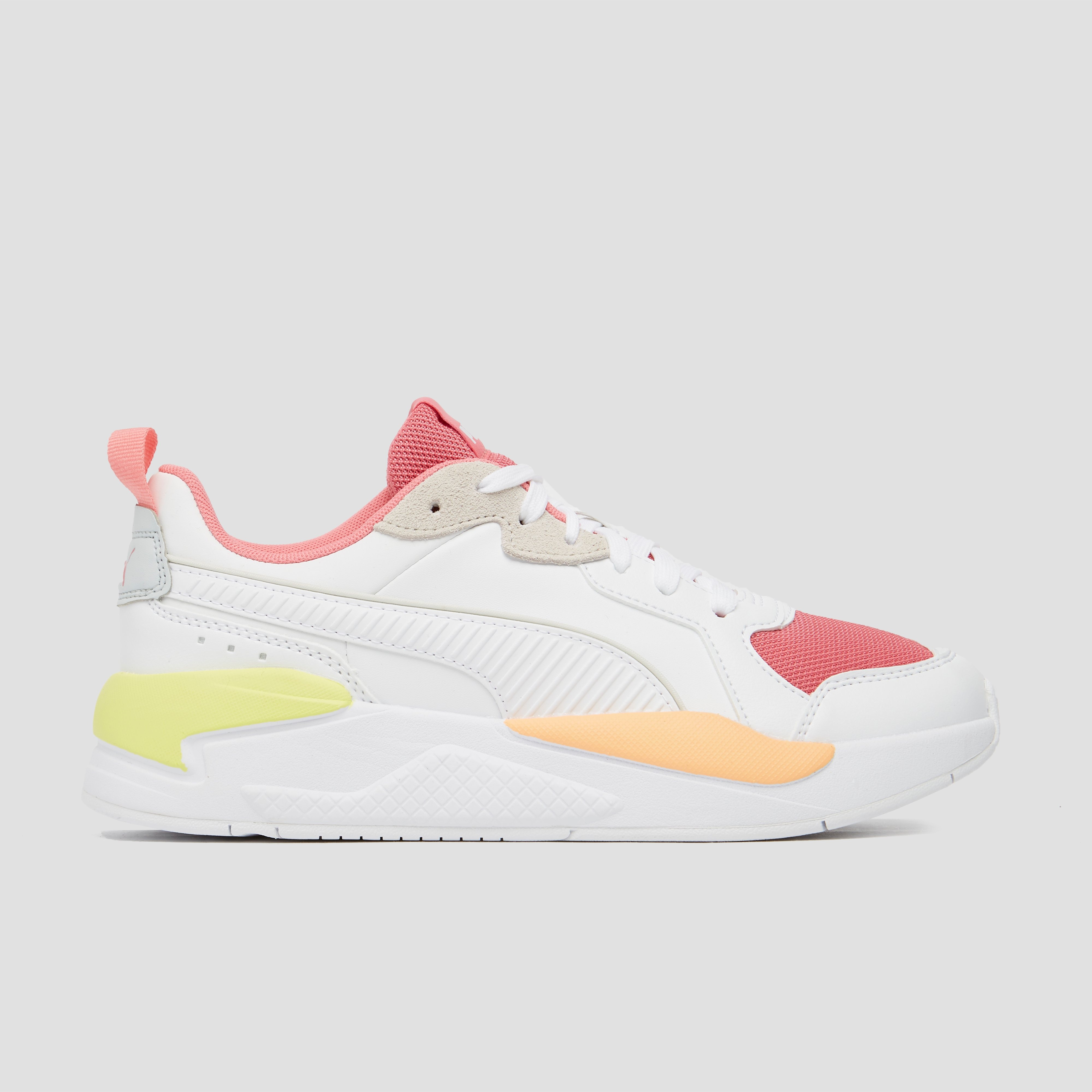 PUMA X - RAY SNEAKERS WIT/ROZE DAMES   Perrysport