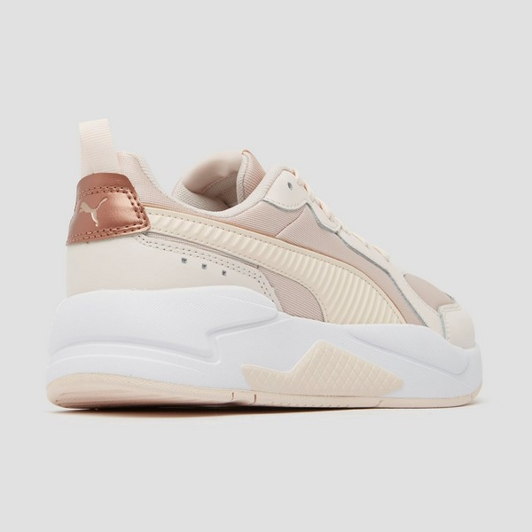 PUMA X-RAY METALLIC SNEAKERS ROZE DAMES