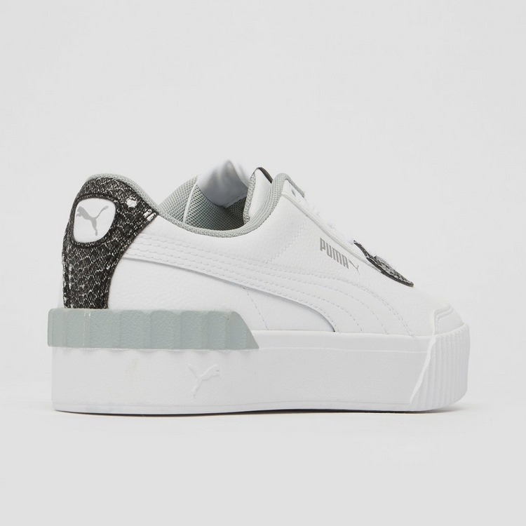 PUMA CARINA LIFT SNAKE SNEAKERS WIT DAMES
