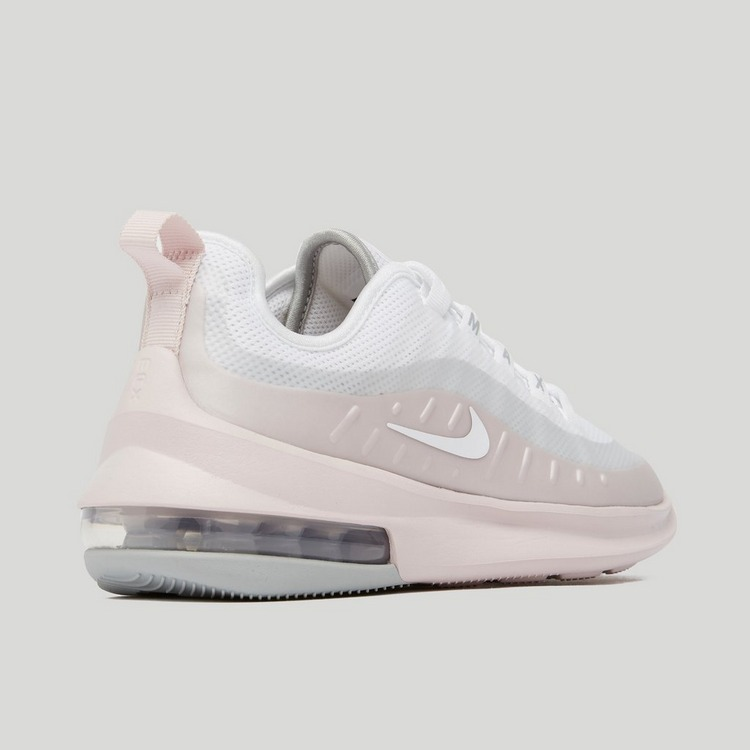 NIKE AIR MAX AXIS SNEAKERS WIT/ROZE DAMES
