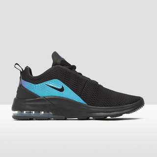 NIKE AIR MAX MOTION 2 SNEAKERS ZWART DAMES
