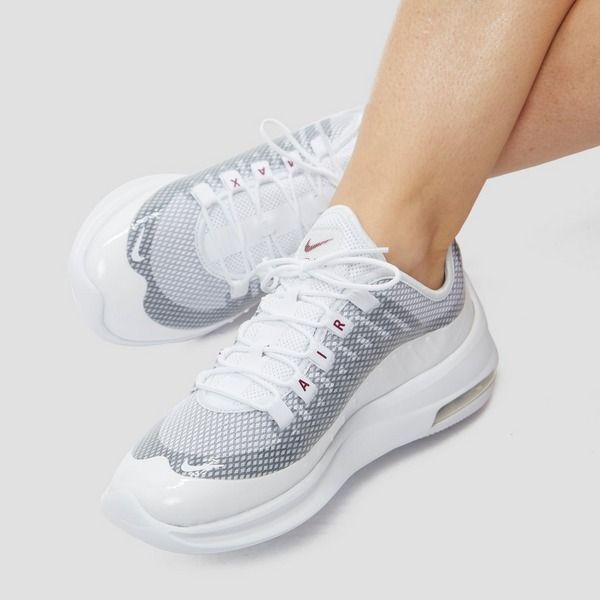 NIKE AIR MAX AXIS SNEAKERS WITGRIJS DAMES | Perrysport