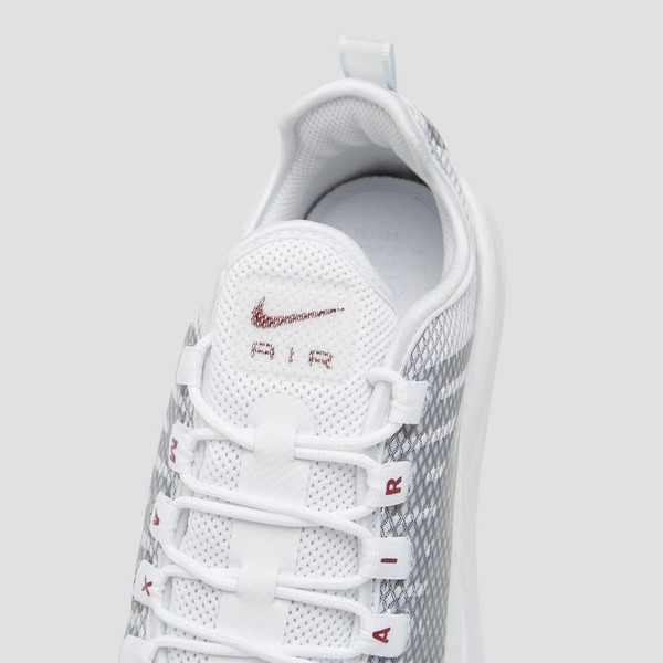 NIKE AIR MAX AXIS SNEAKERS WIT/GRIJS DAMES