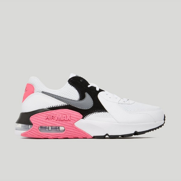 NIKE AIR MAX EXCEE SNEAKERS WIT/ROZE DAMES