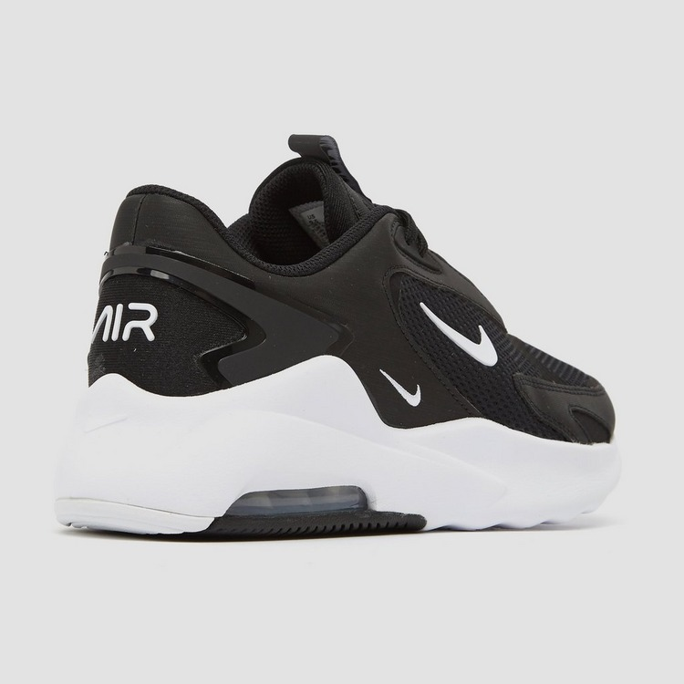 NIKE AIR MAX BOLT SNEAKERS ZWART/WIT DAMES
