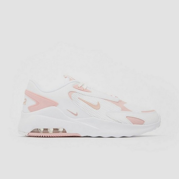 NIKE AIR MAX BOLT SNEAKERS WIT/ROZE DAMES