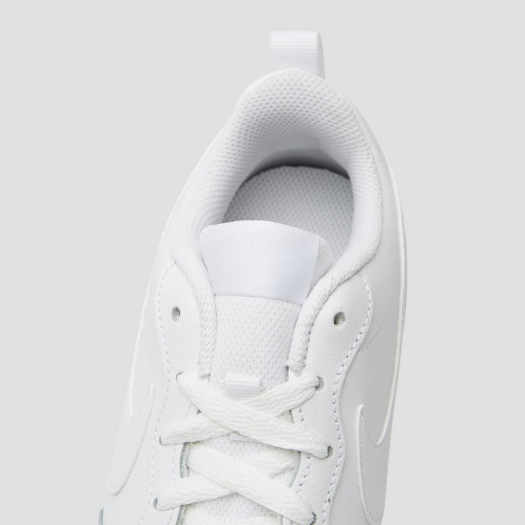 NIKE COURT BOROUGH LOW 2 SNEAKERS WIT KINDEREN