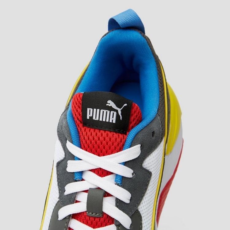 PUMA X - RAY SNEAKERS WIT/ZWART KINDEREN