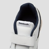 REEBOK ROYAL CLASSIC JOGGER SNEAKERS WIT/BLAUW KINDEREN