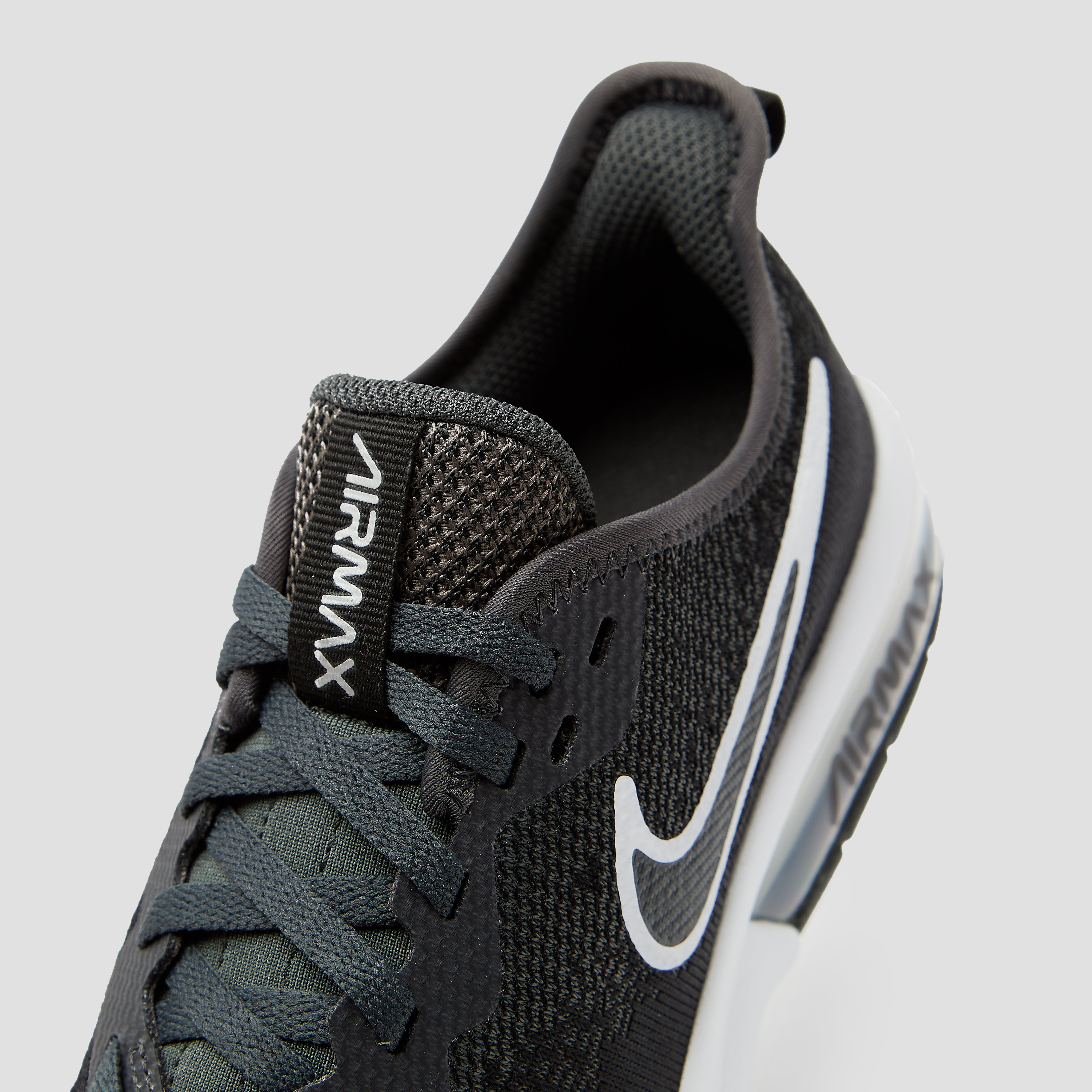 NIKE AIR MAX SEQUENT 4 SNEAKERS ZWART/WIT KINDEREN