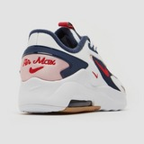 NIKE AIR MAX BOLT SE SNEAKERS WIT/BLAUW KINDEREN