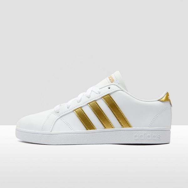 adidas wit goud