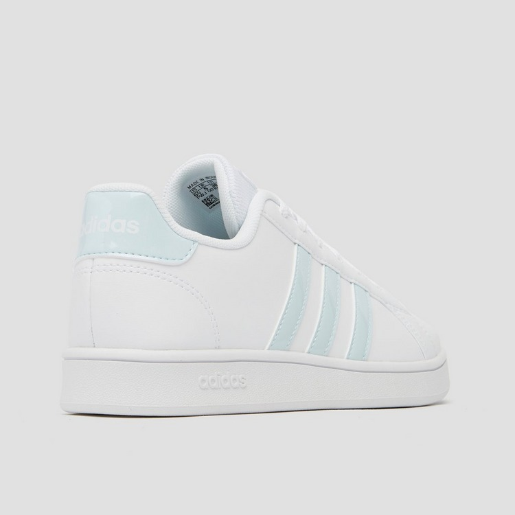 ADIDAS GRAND COURT SNEAKERS WIT KINDEREN