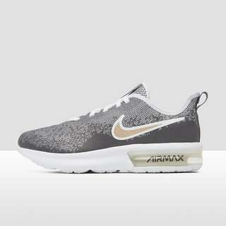 NIKE AIR MAX SEQUENT 4 SNEAKERS GRIJS KINDEREN | Perrysport