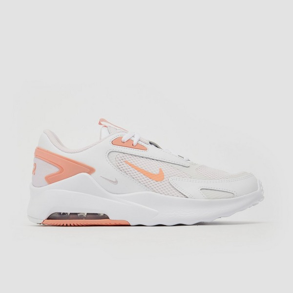 NIKE AIR MAX BOLT SNEAKERS WIT/ROZE KINDEREN