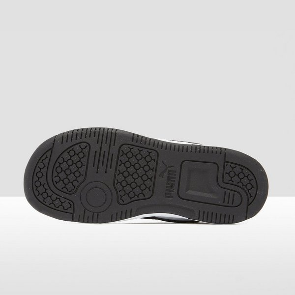 PUMA REBOUND LACEUP LOW SNEAKERS WIT BABY