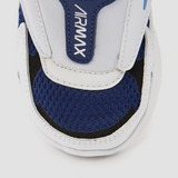 NIKE AIR MAX BOLT SNEAKERS BLAUW/WIT KINDEREN