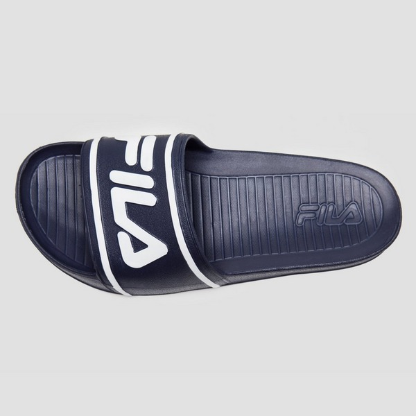 FILA SLEEK SLIDE LT SLIPPERS BLAUW HEREN