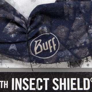 BUFF INSECT SHIELD BUFF MULTI BLAUW/GRIJS