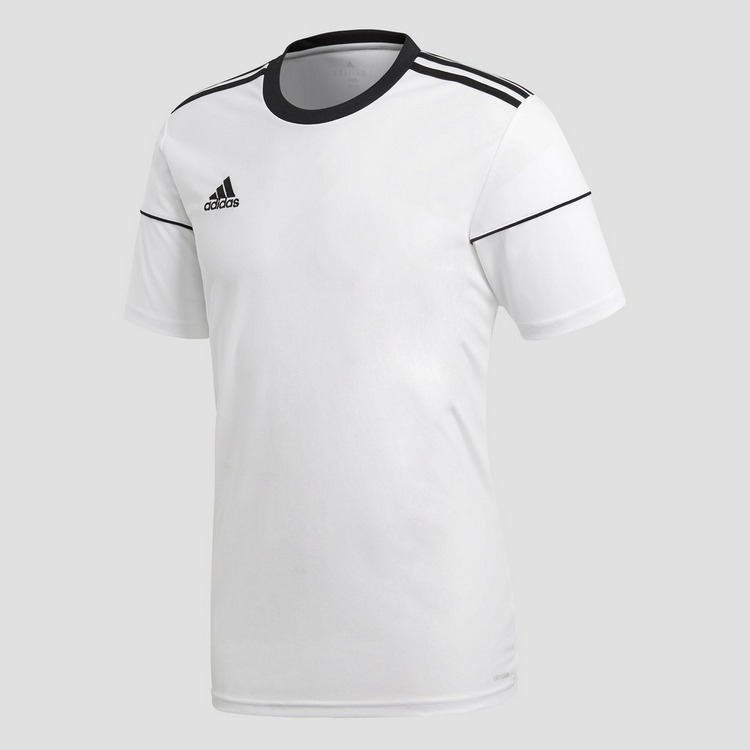 ADIDAS SQUAD 17 VOETBALSHIRT WIT HEREN