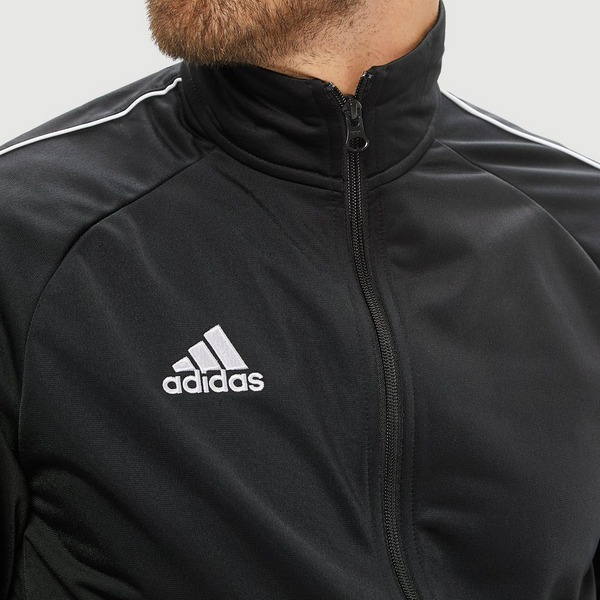 ADIDAS CORE 18 TRAININGSJAS ZWART HEREN