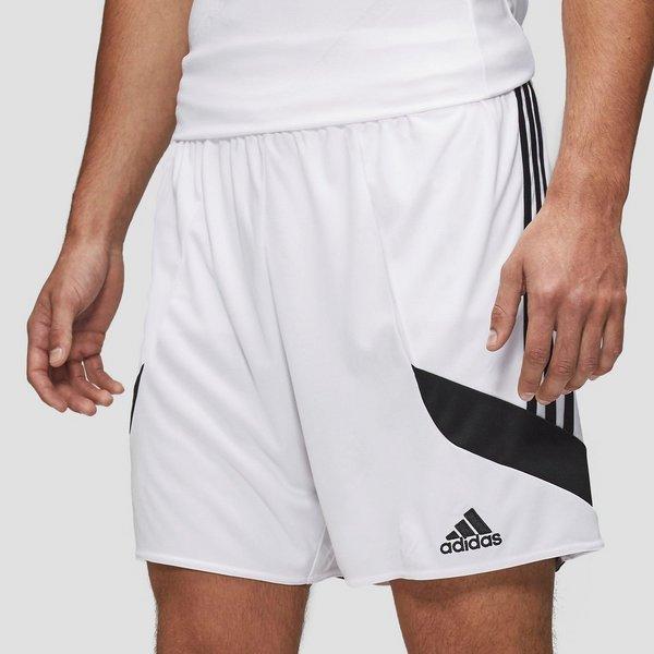 Korte Broek Wit Heren.Adidas Nova Short Wit Heren Perrysport