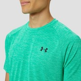 UNDER ARMOUR TECH 2.0 SPORTSHIRT GROEN HEREN