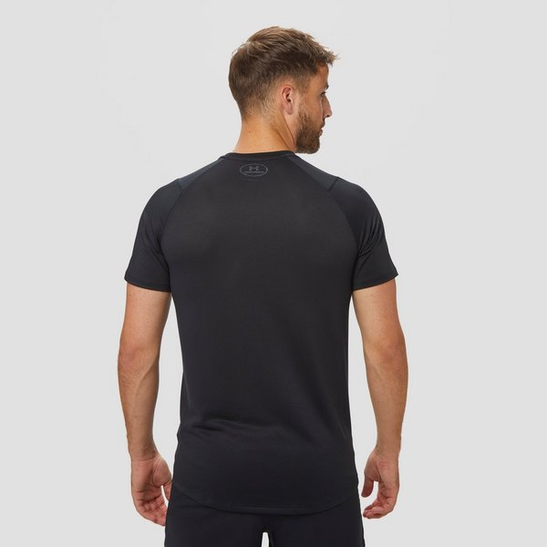 UNDER ARMOUR MK1 SPORTSHIRT ZWART HEREN