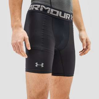 UNDER ARMOUR HEATGEAR COMPRESSIE SPORTBROEKJE ZWART HEREN